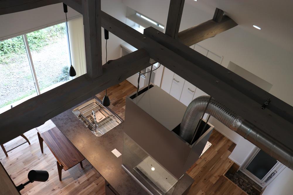 美術館のような家(栃木県の注文住宅「井上住建」)