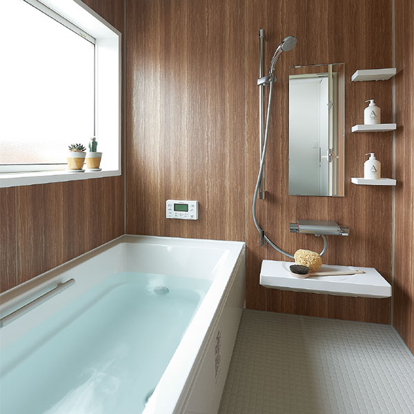 TRETTIOの標準仕様/ユニットバスFRP浴槽