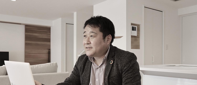 株式会社井上住建 代表取締役/井上 光章
